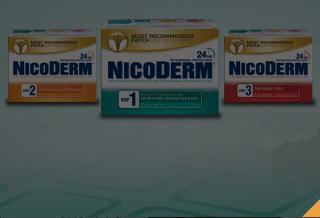 Gamme de produits Nicoderm
